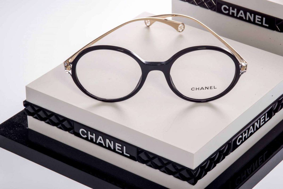 Chanel-Brille CH3398